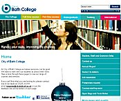 City of Bath College - University